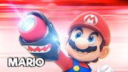 Ubisoft tung trailer mới cho Mario + Rabbids Kingdom Battle