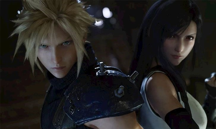 Final Fantasy VII ra mắt trailer mới tại The Game Awards 2019