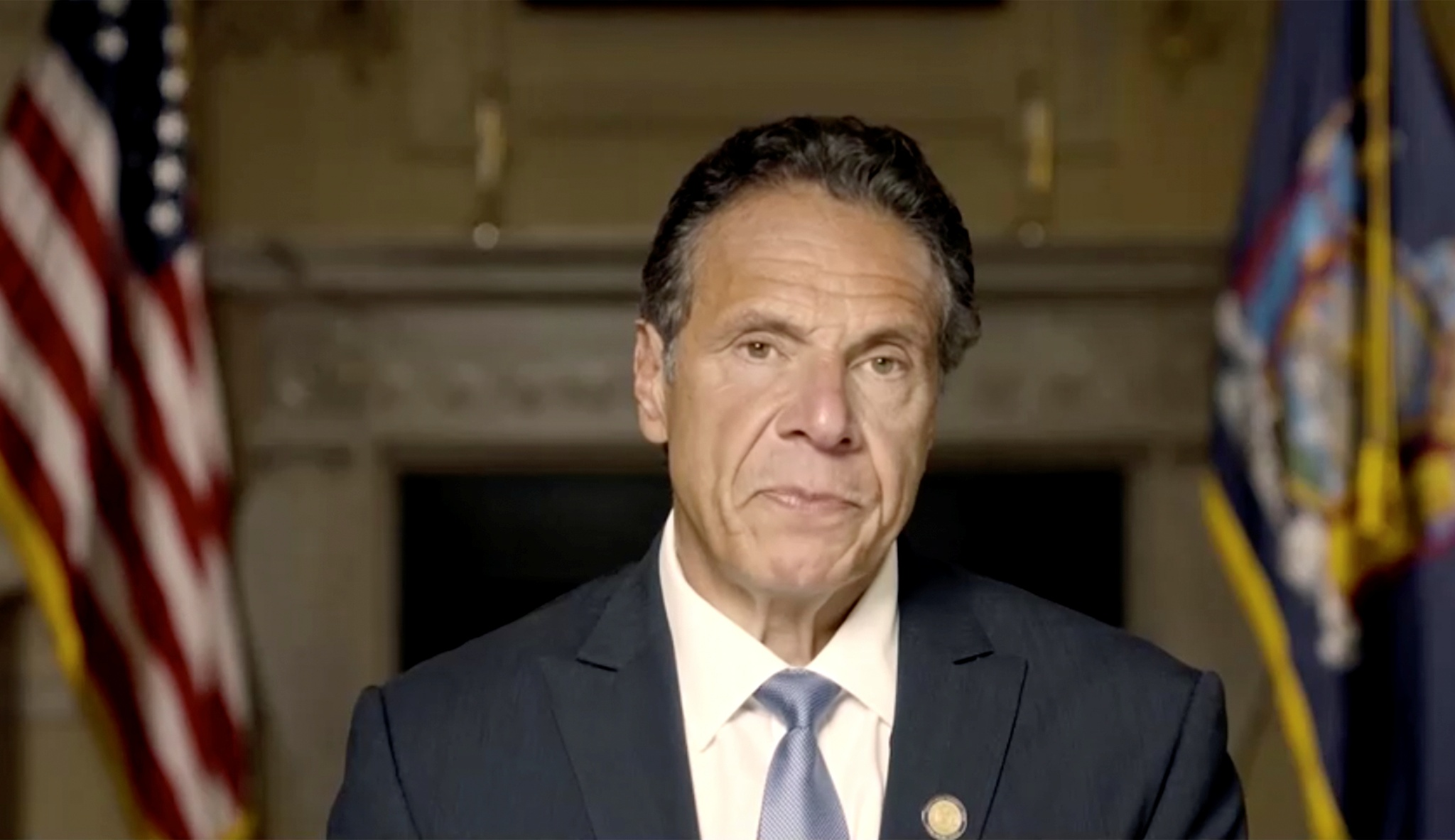 Thống đốc New York Andrew Cuomo  /// Reuters