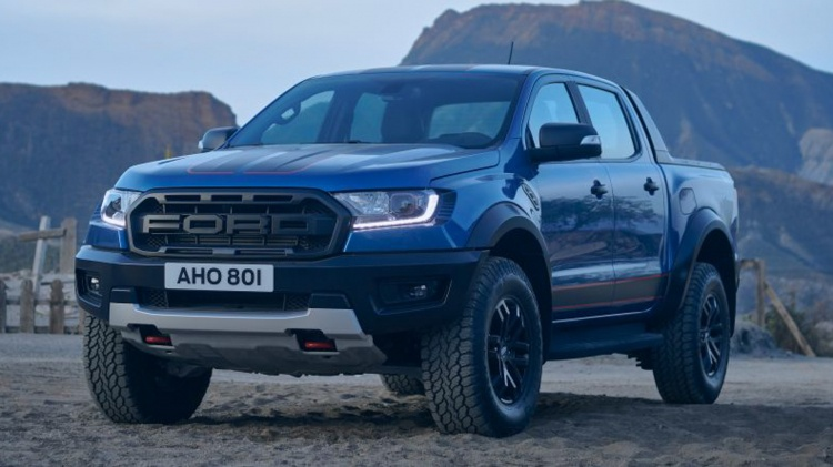Ford Ranger Raptor special edition not available in Vietnam