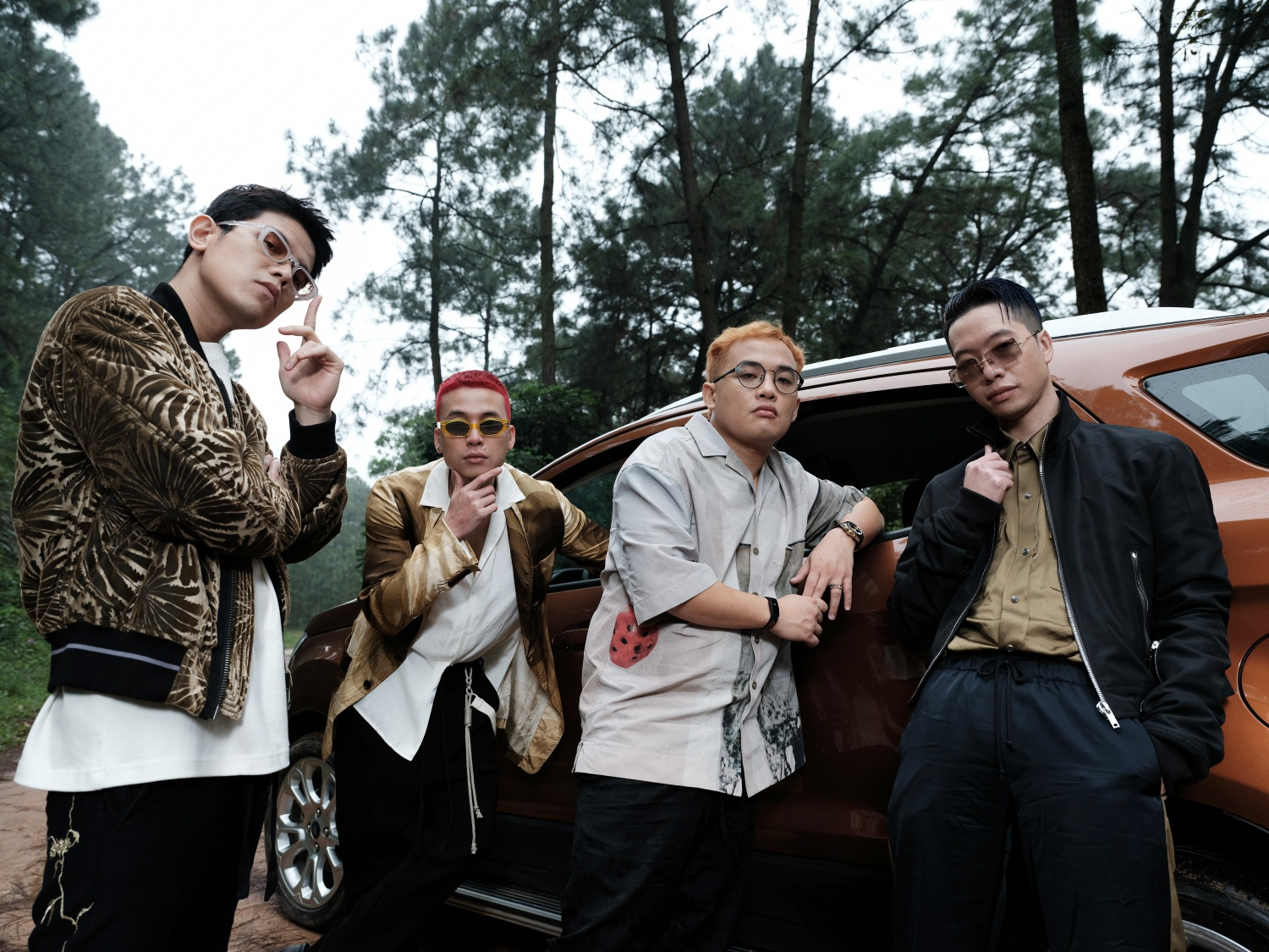 Da LAB reveals the reason for collaborating with Thuy Ngan in the MV 'Wake up' - photo 3