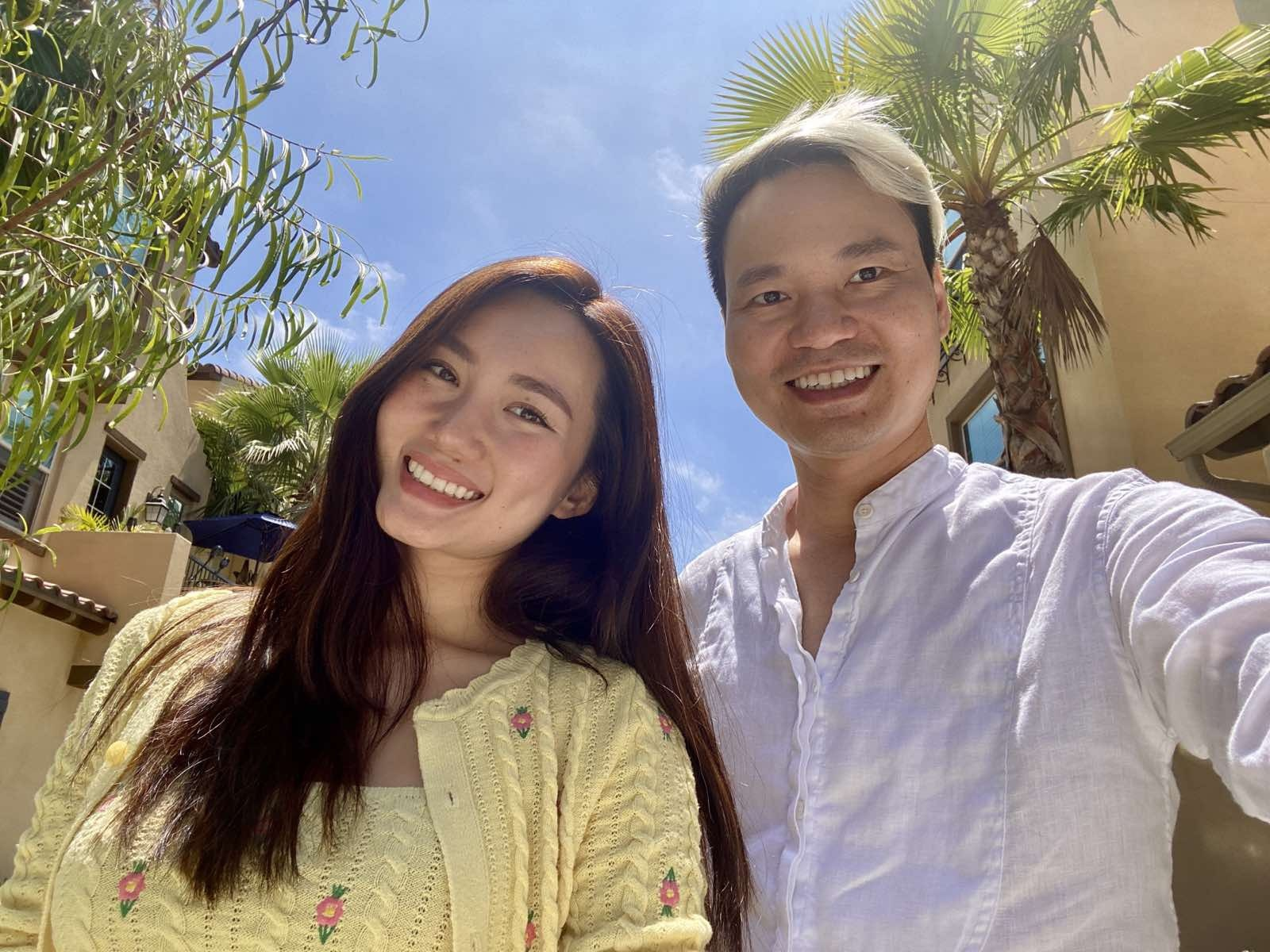 Hoang My An revealed a surprise about her relationship with singer Dinh Bao AC&M - photo 2