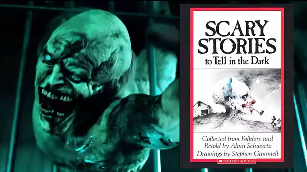 'Scary Stories to Tell in the Dark' tung trailer gây ám ảnh /// Ảnh: Lionsgate