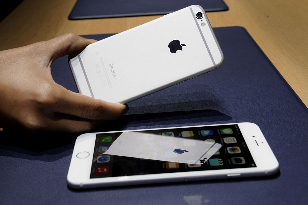 Điện thoại iPhone /// Bloomberg