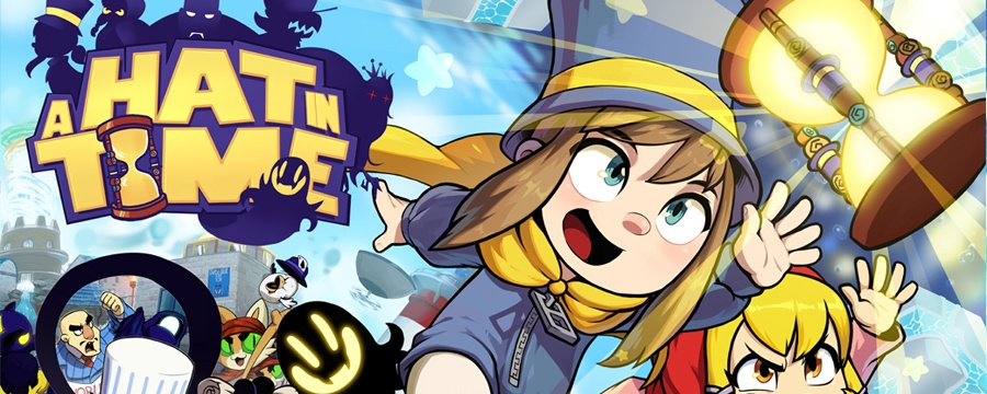 Game platform A Hat in Time tung trailer, hẹn ngày ra mắt