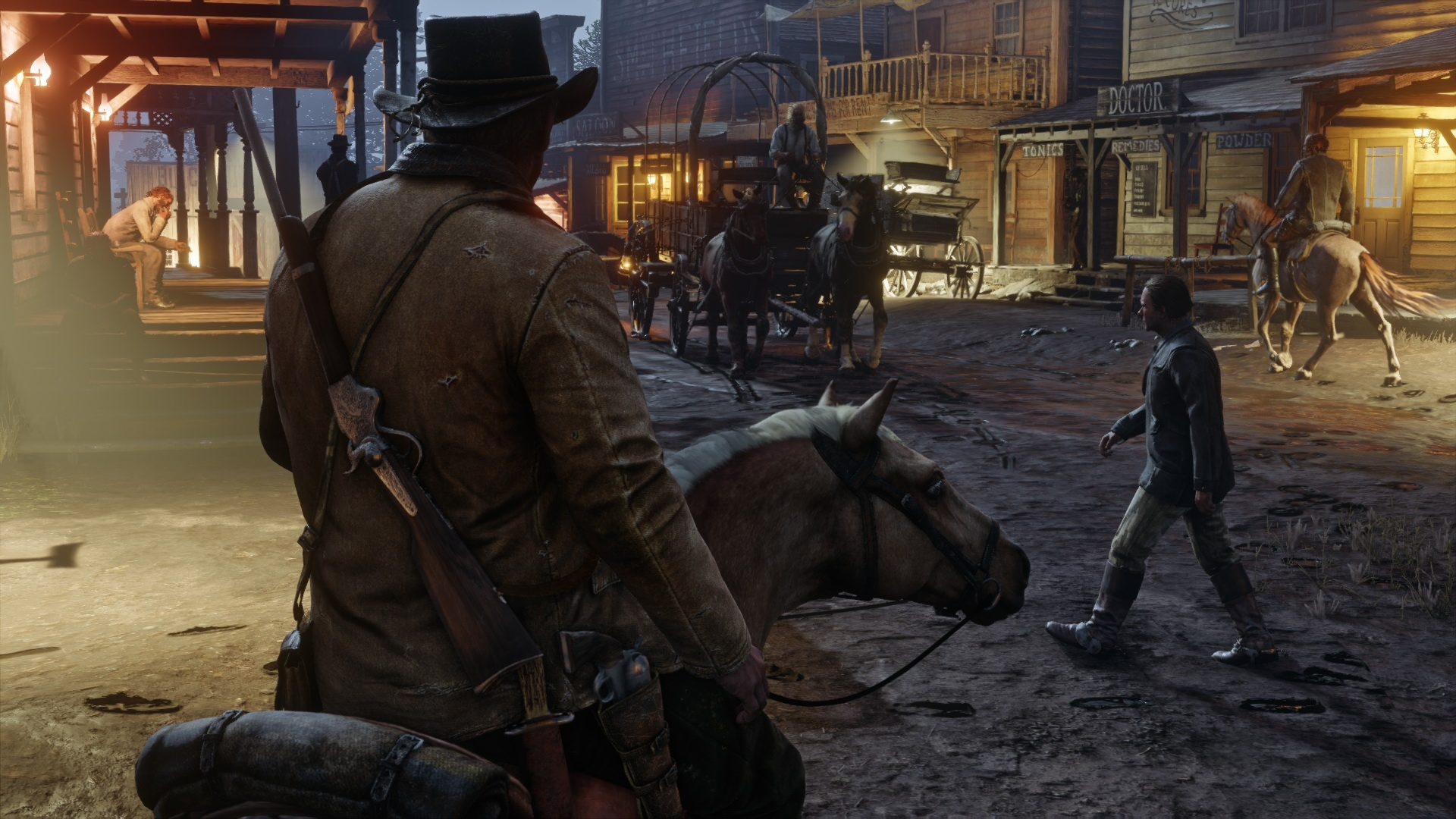 'Bom tấn' cao bồi Red Dead Redemption 2 tung trailer đẹp mắt