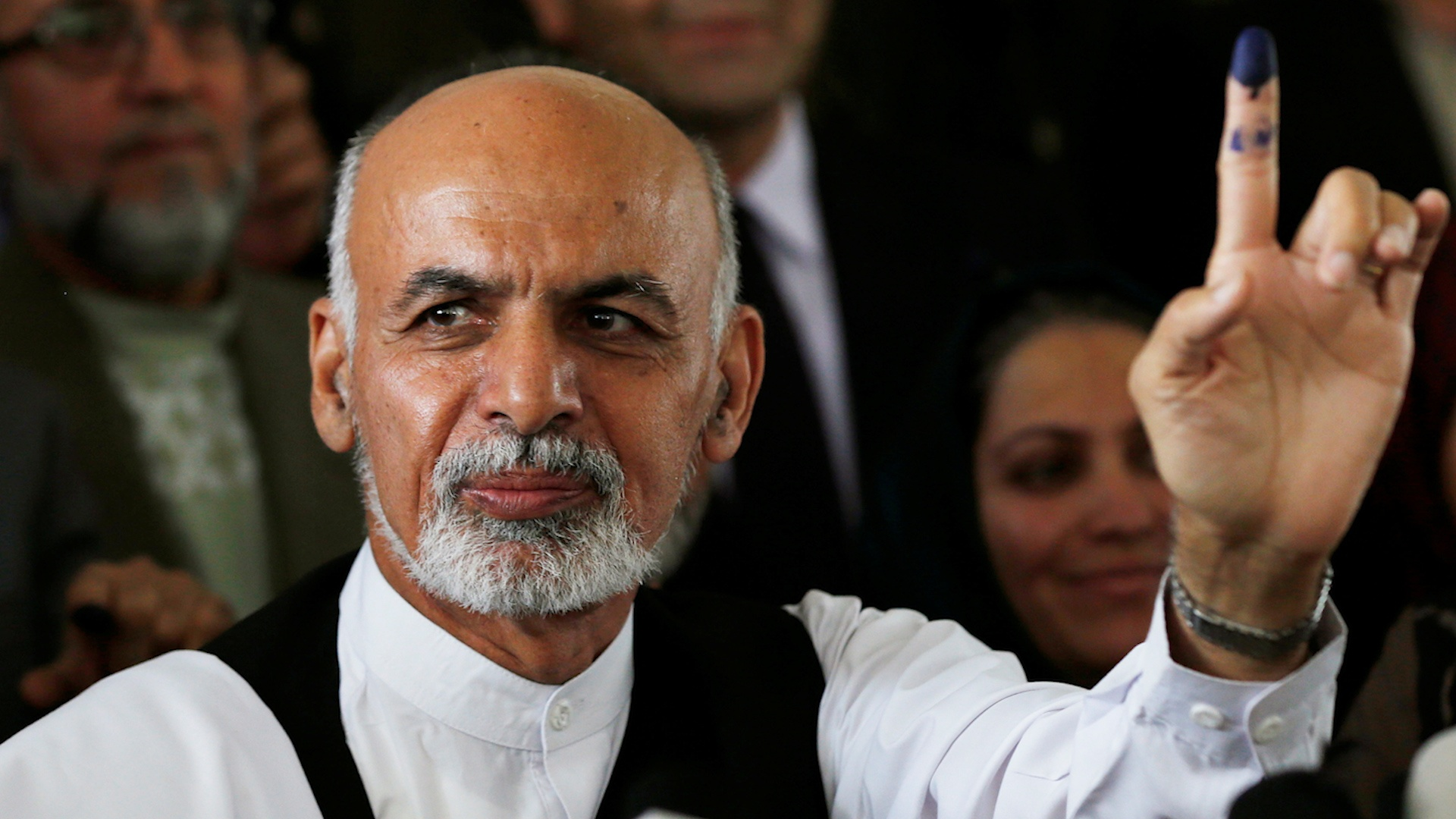 Russia says President Ghani left with a car full of money when the Taliban took over the Afghan capital - Photo 2