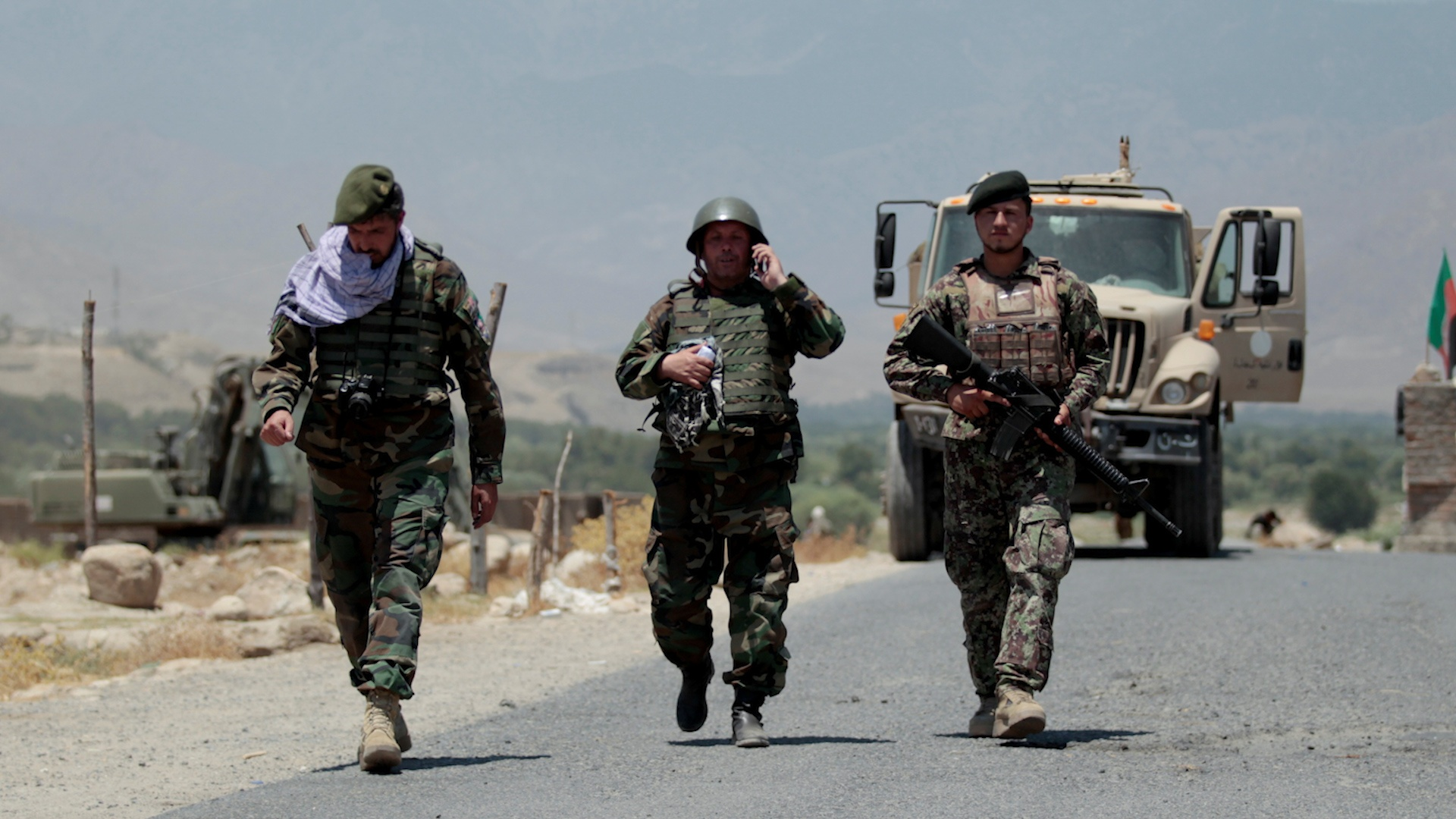 Taliban claims to have control of most of Afghanistan, seeks to reassure Russia - Photo 2