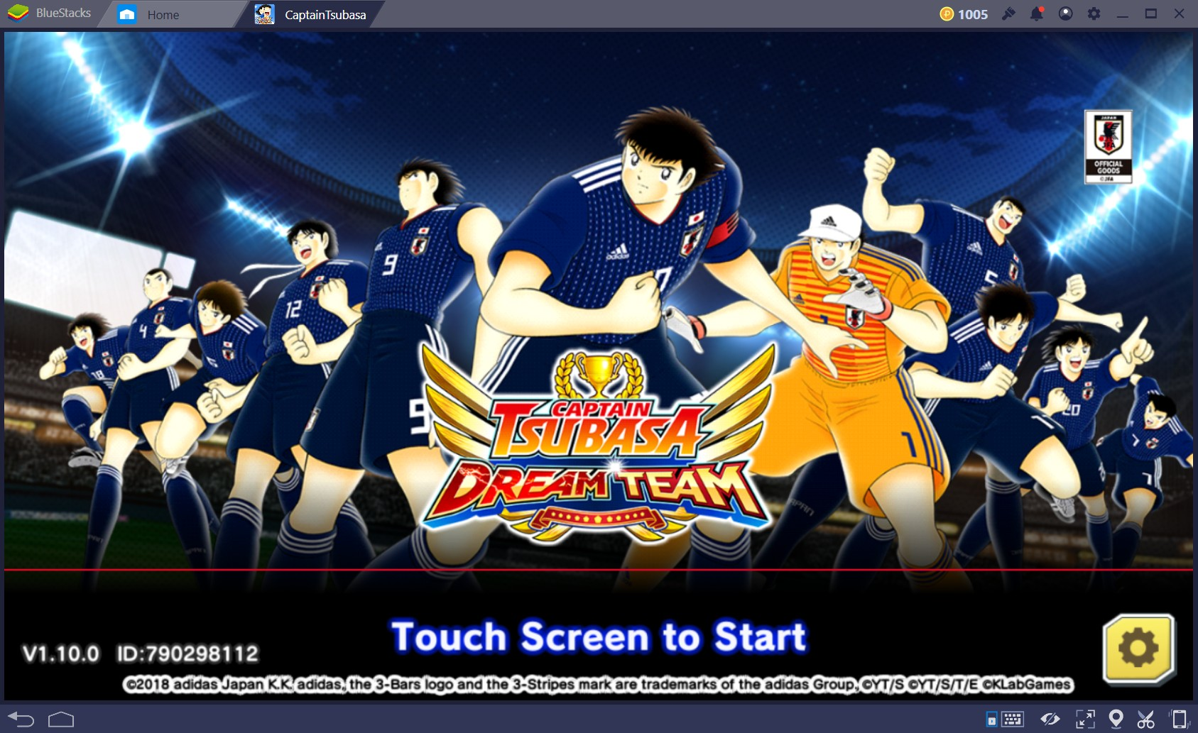 Captain Tsubasa: Dream Team - Game hay mùa World Cup 2018