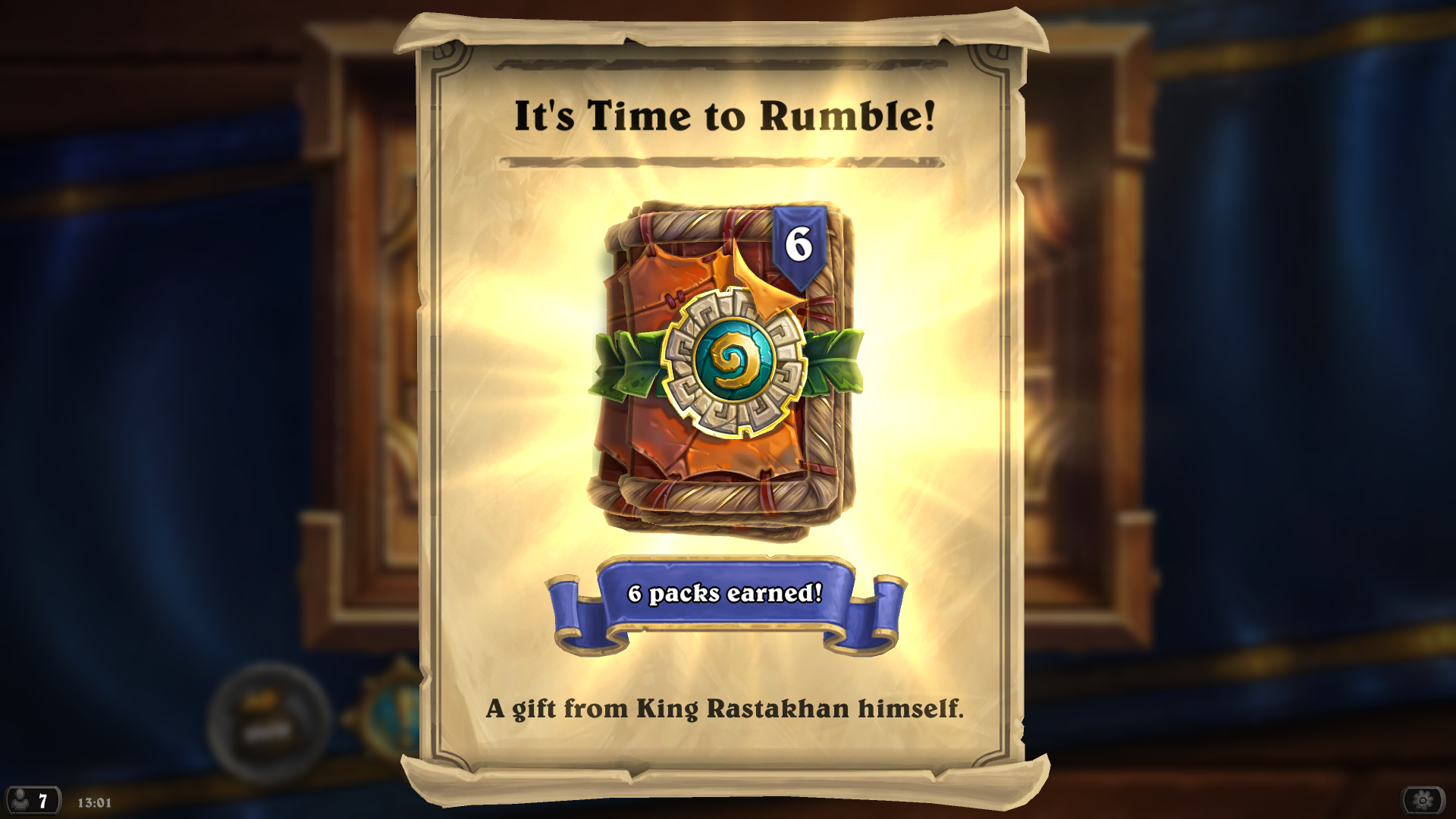 Hearthstone: Bản mở rộng Rastakhan's Rumble đã chính thức ra mắt