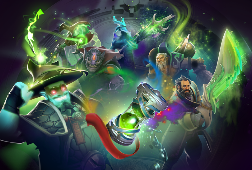 Valve tung gói The Promise of Eminent Revival cho game thủ mua Battle Pass TI8
