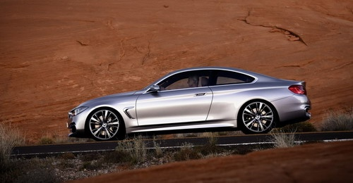 BMW Series 4 Coupe Concept