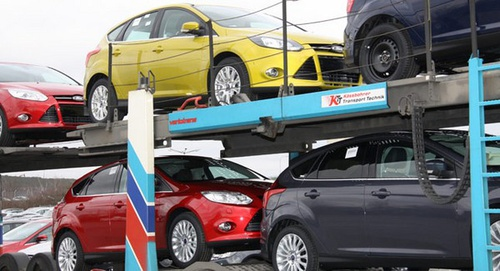 Mẫu xe Ford Focus - Ảnh: Carscoops