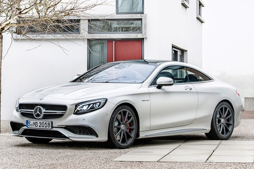Lộ diện Mercedes-Benz S63 AMG Coupe 2015 - ảnh 1