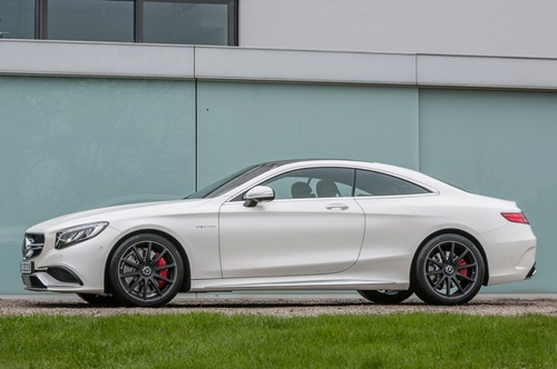 Lộ diện Mercedes-Benz S63 AMG Coupe 2015 - ảnh 2