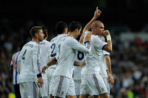 Real Madrid thắng Deportivo 5-1