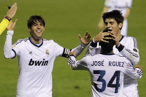 Real Madrid thắng Alcoyano 4-1