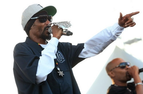 Ca sỹ Snoop Dogg