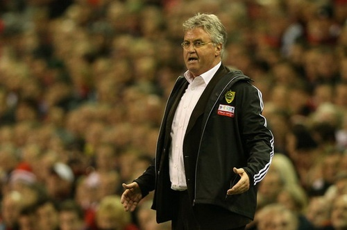 HLV Guus Hiddink