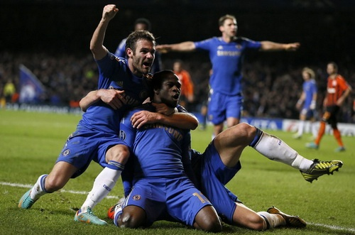 Chelsea thắng Shakhtar Donetsk 3-2 tại Champions League