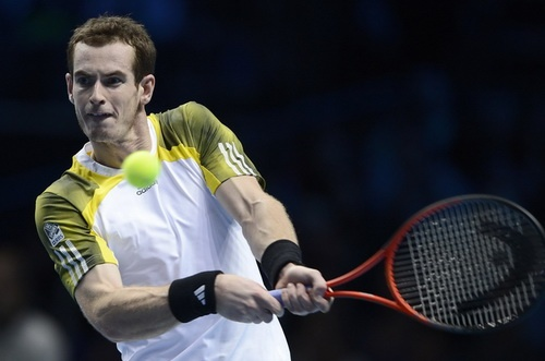 Andy Murray thua Novak Djokovic tại ATP World Tour Finals 2012
