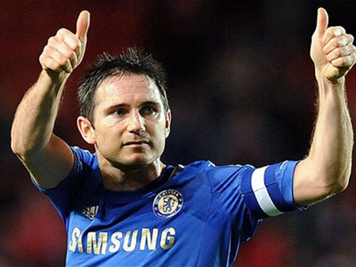 Hãy giữ Frank Lampard