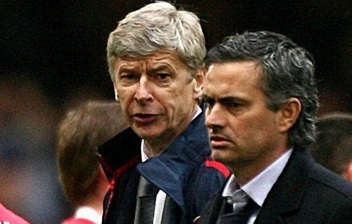 Real Madrid muốn Wenger thay Mourinho - ảnh 1