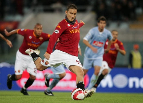 AS Roma - AFP TNO
