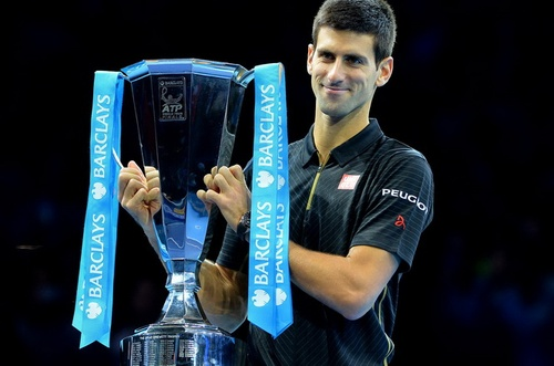 Novak Djokovic vô địch ATP World Tour Finals 2014