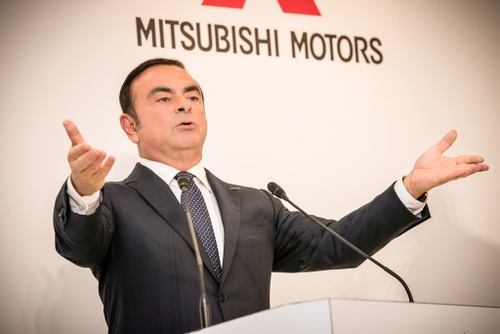 Nissan-Renault-Mitsubishi Alliance was arrested - picture 1