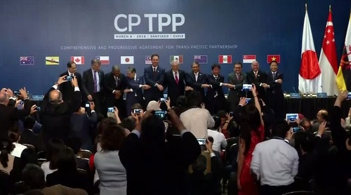 Colombia muốn tham gia CPTPP