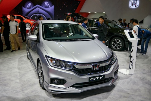 Honda City L Modulo