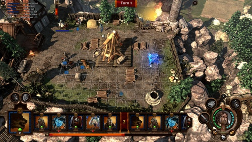 Might & Magic Heroes 7 ra mắt trên PC.
