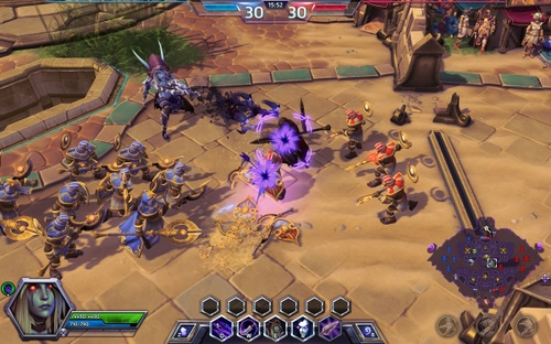 Cập nhật Heroes of the Storm: Big Head Mode