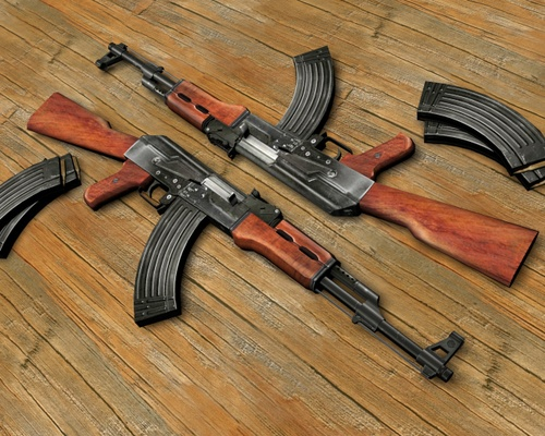 Counter-Strike: Global Offensive – AK-47: Kalashnikov hùng tráng