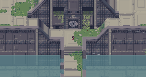 Titan souls: Shadow of the colossus kết hợp... Dark souls