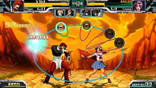 The rhythm of fighters: vừa