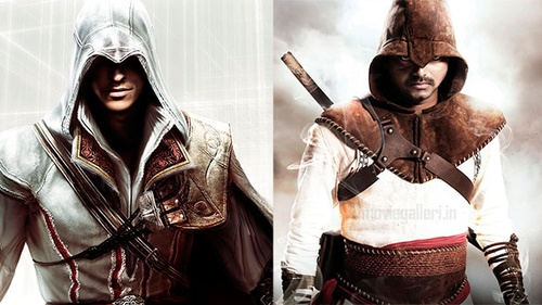 Bollywood nhái game Assassin's creed