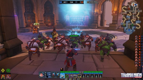 Trải nghiệm closed beta: Orcs must die! Unchained