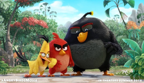 Angry birds lại