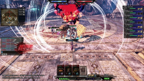 Lord of vermilion: Arena - Game MOBA mới từ Square Enix