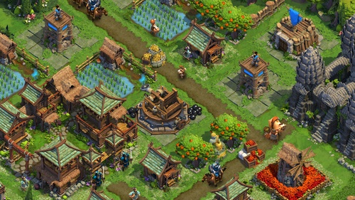 Dominations - Clash of clans thế hệ mới