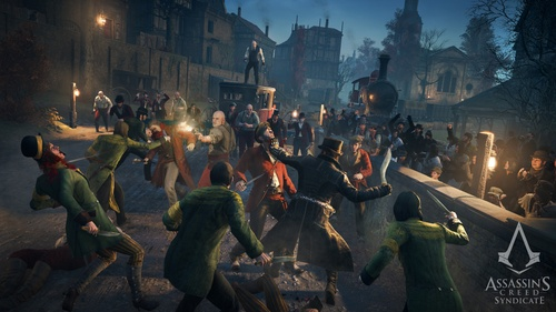 Danh thủ Diego Costa góp mặt trong Assassin's Creed: Syndicate