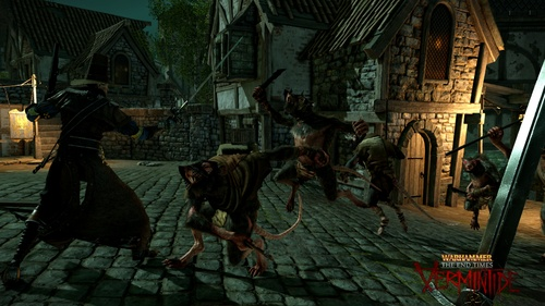Warhammer: End Times - Vermintide: Sự trỗi dậy của Skaven