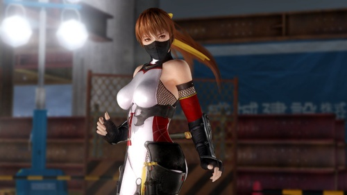 Đã mắt trong trailer mới của Dead or Alive 5: Last Round