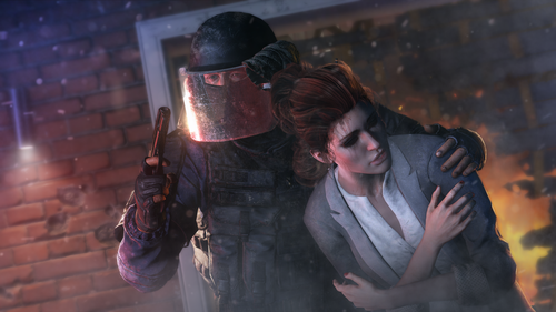 Tom Clancy's Rainbow Six: Siege bất ngờ lộ gameplay closed alpha