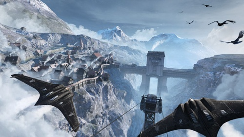 GDC 2015: Trailer Wolfenstein: The Old Blood làm choáng ngợp game thủ