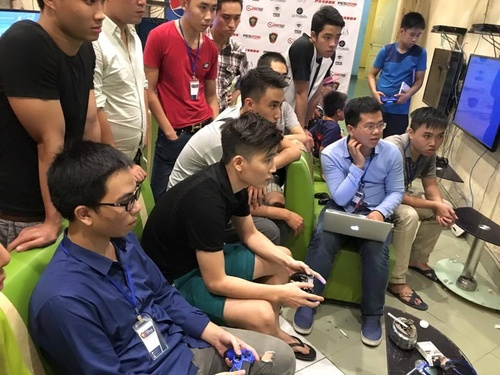 pes league lan 1