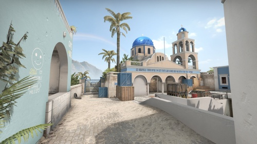 Counter-Strike: Global Offensive sắp có map mới - De_Santorini ?