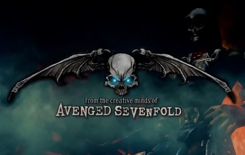 Avenged Sevenfold dậy sóng với Hail to the king: Deathbat